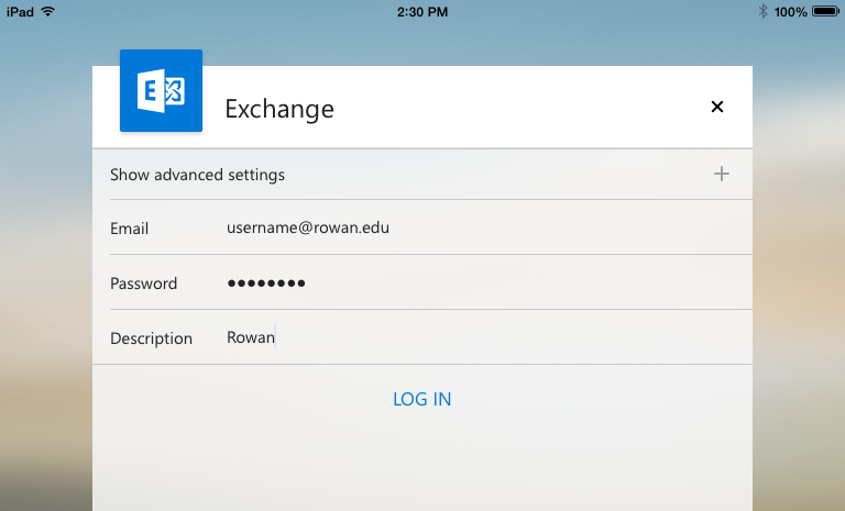 Public Knowledge - Exchange: Install the Outlook App on Your